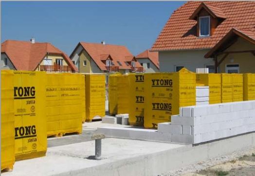 москва блоки из ячеистого бетона